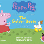 Peppa Pig The Golden Boots movie poster