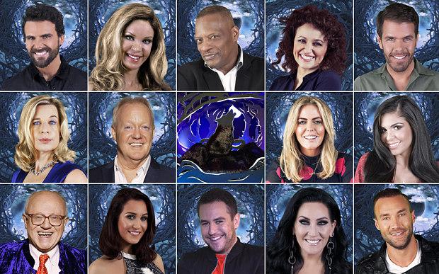 Celebrity Big Brother 2015