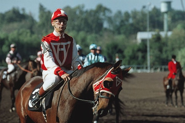 Horse racing film Seabiscuit