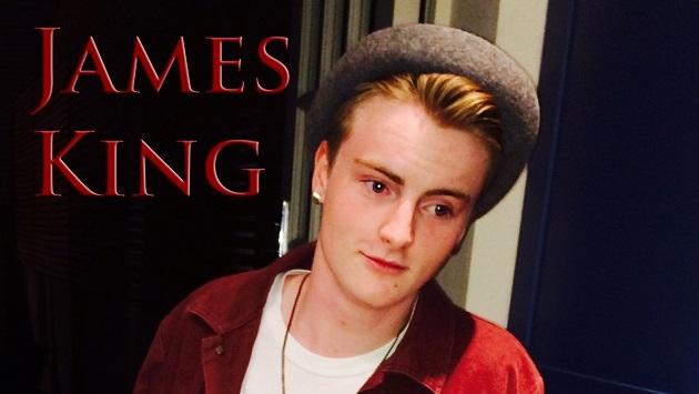 JAMES KING 2015