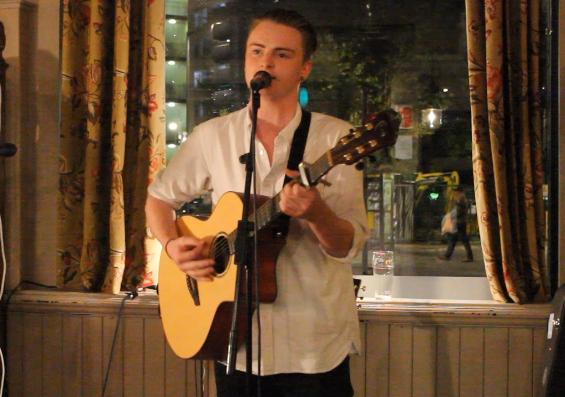 James King guitar