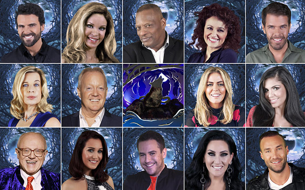 Celebrity Big Brother housemates' names LEAKED in line-up ...