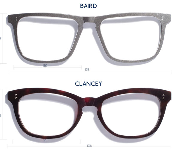 create your own eyewear new start up banton frameworks